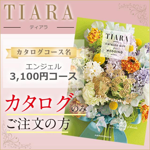ティアラ エンジェル(3100円コース)カタログのみ【合わせて30部未満ご購入の方専用】