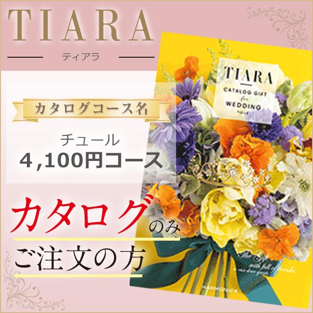 ティアラ チュール(4100円コース)カタログのみ【合わせて30部未満ご購入の方専用】